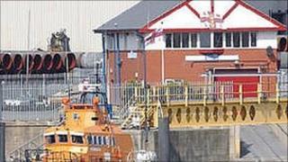 Hartlepool lifeboat station