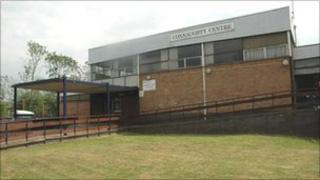 The Connaughty Centre in Corby