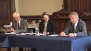 Jersey's Fiscal Policy Panel
