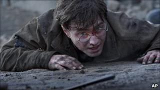 Harry Potter and the Deathly Hallows: Part 2 still