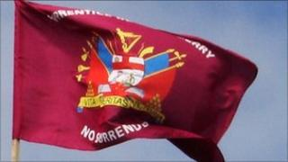 Apprentice Boys flag
