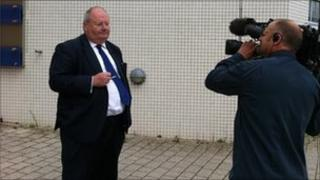 Communities and Local Government Secretary, Eric Pickles