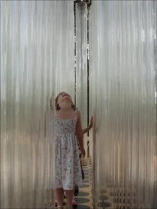 Girl inside the Organ of Corti