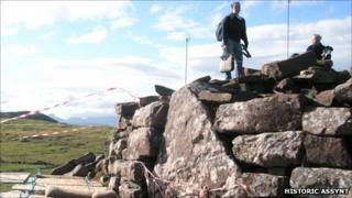 Clachtoll. Pic: Historic Assynt