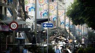 Christchurch after the Feb 22 earthquake