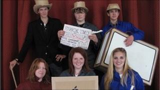 John Ruskin School students in Child's Play