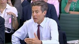Ben Bradshaw advising a Parliamentary Select Committee against holding a public inquiry