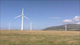 Scout Moor Wind Farm