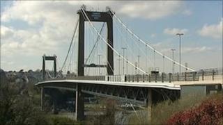 Tamar Bridge