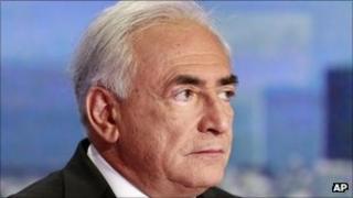 Dominique Strauss-Kahn - 18 September 2011