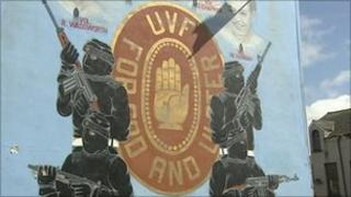 The UVF was responsible for the murders of hundreds of people during the Troubles