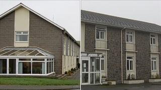 Maison Maritaine and Longue Rue House residential care homes in Guernsey