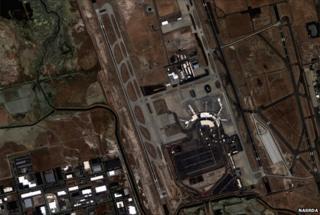 Salt Lake City airport (NASRDA)