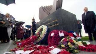 Lancastria Memorial