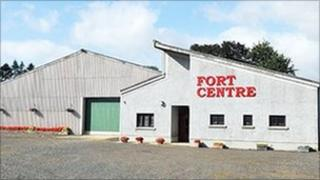The Fort Centre