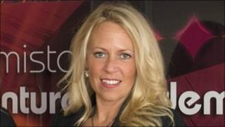 Nicole McCartney, principal of Ormiston Venture Academy