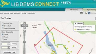 Lib Dems Connect project
