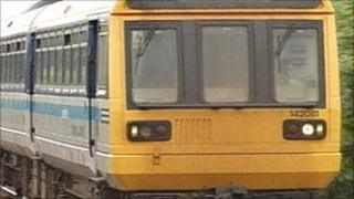 Pacer train