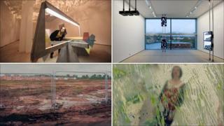 Turner Prize-nominated artworks