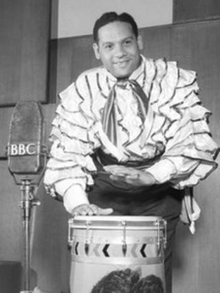 Edmundo Ros in 1949