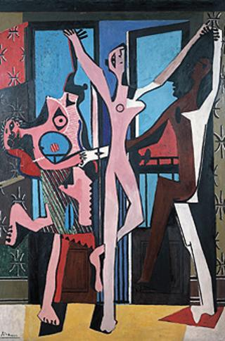 The Three Dancers, 1925 Picasso