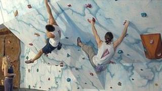 Climbing wall (generic)