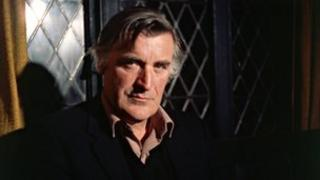 Ted Hughes in 1985
