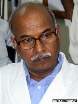 Dr Komal Prasad Kushwaha