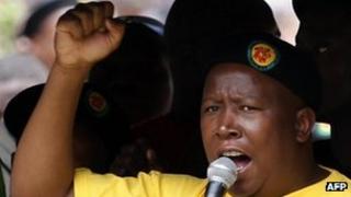 Julius Malema. File photo