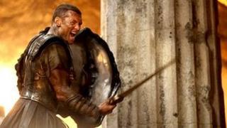 Sam Worthington in Clash Of The Titans
