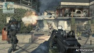 Modern Warfare 3 screenshot