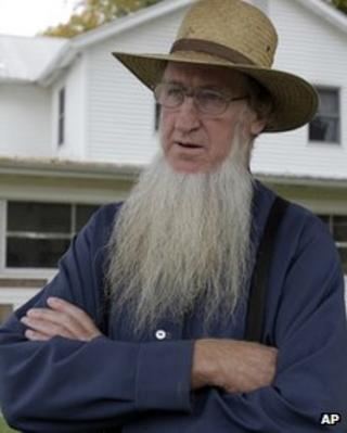 Amish Bishop Samuel Mullet 10 October 2011