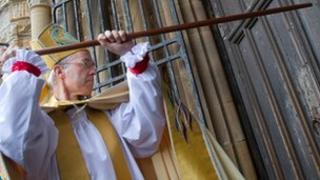 Bishop of Durham Justin Welby