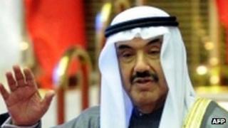 Sheikh Nasser al-Mohammad al-Sabah