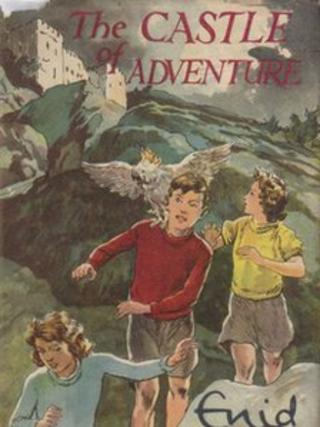 The Castle of Adventure of Enid Blyton