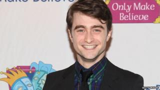 Harry Potter star Daniel Radcliffe