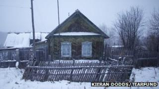A house in the village of Izumrud