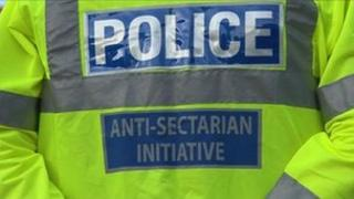 Police anti-sectarian initiative