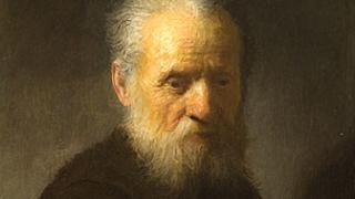 Old Man with Beard, Rembrandt