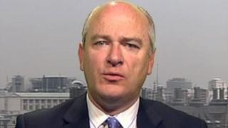Minister of State for the Armed Forces, Nick Harvey