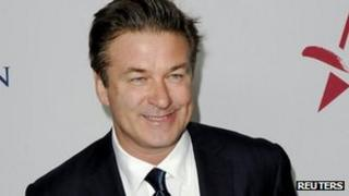 Actor Alec Baldwin arrives at the 30th anniversary of the People For The American Way Foundation 5 December 2011