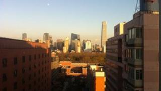 Beijing without smog