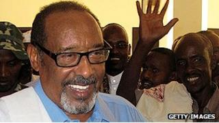 Somaliland President Ahmed Mohamed Silanyo