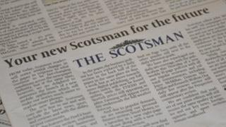 The Scotsman newspaper
