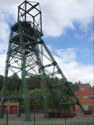 Bersham Colliery site