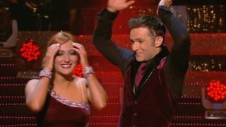 Harry Judd and Aliona Vilani