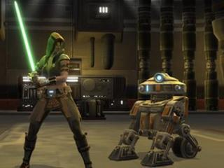 Screenshot from Star Wars: The Old Republic