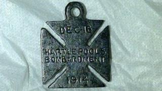 Iron cross medal