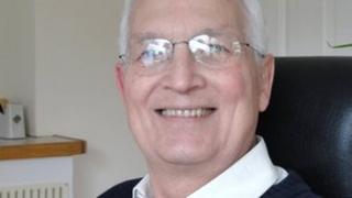 Hugh Gunn from Countesthorpe, Leicestershire