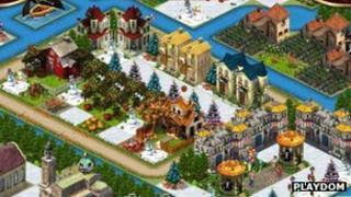Gardens of Time screenshot